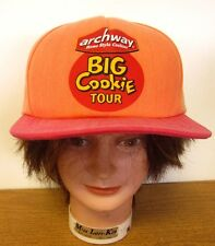 ARCHWAY baseball hat Homestyle Cookies snapback cap 1990s oatmeal Michigan