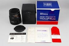 MINT IN BOX  Bronica Macro Zenzanon PG 110mm F4 MF Lens for GS 1 from Japan a104