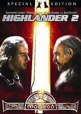 Highlander 2 DVD