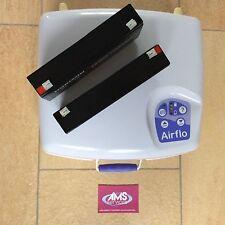 2 mangar Airflo mk2 COMPRESSORE batterie di ricambio per GA Cuscino, s.e.a.t.s