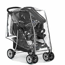NEW HAUCK APOLLO / CONDOR / MALIBU SHOP N DRIVE UNIVERSAL PUSHCHAIR RAINCOVER