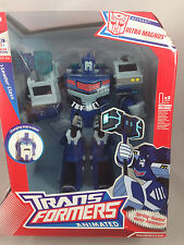 Transformers Animated Leader Class Ultra Magnus NEW MIB