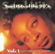 Zz/Various Artists - Soul Hits Of The 90s (1998) - Used - Compact Disc