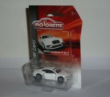 Bentley Continental GT V8 S 1:64 Pearlescent White by Majorette