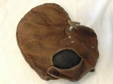 Antique Early Leather Catchers Mitt Baseball Glove