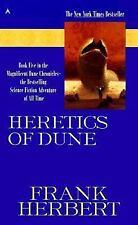 Heretics of Dune by Herbert, Frank
