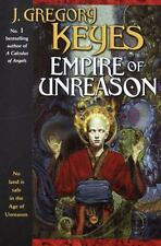 Empire of Unreason (The Age of Unreason, Book 3)-ExLibrary