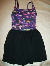 WOMENS LADIES MISS SIZE 8 SWIM WEAR SWIMSUIT JOGKINI SHORTS BY LE COVE NWOT