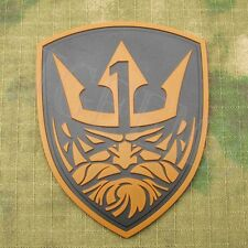 Medal of Honor MOH AFO NEPTUNE Tactical morale Military 3D PVC Patch