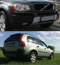 VOLVO XC90 FRONT & REAR BUMPER SPOILER 2002-2005 TUNING