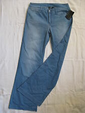 MANGO Collection Damen Blue Jeans W24/L34 Gr.32 regular fit low waist flare leg