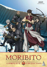 Moribito . Guardian Of The Spirit . Complete Series Collection Anime . 4 DVD NEU
