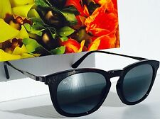 NEW* Maui Jim HOLOHOLO Black w Grey POLARIZED Lens 262-02 Sunglass $289 $AVE!