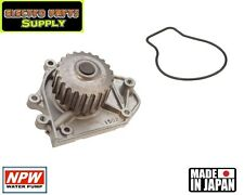 NPW Water Pump Integra 94-01 B18C DOHC Vtec Civic Si B16A