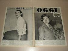 OGGI=1955/41=TOUR DE FRANCE FEMME=FILIPPO CIFARIELLO=PINEROLO=MARINA VLADY=