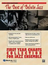 First Year Charts Collection for Jazz Ensemble: 1st E-flat Alto Saxophone