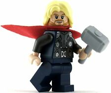 GENUINE Lego Marvel Super Heroes 2015 Thor Minifigure Mini Figure from 76030 Set