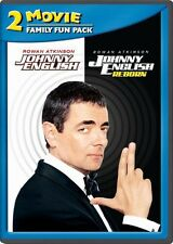 Johnny English 2-Movie Family Fun Pack (2014, REGION 1 DVD New)