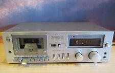 Vintage Tape Deck - Technics RS-M33 - Made in Japan Topzustand