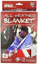 Grabber Outdoors Original Space Brand All Weather Blanket: Red , New, Free Shipp