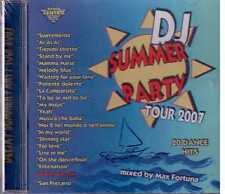 Dj Summer Party 2007 Max Fortuna Radio Centro 95 Cd Sealed Sigillato Dance