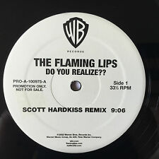 "The Flaming Lips - Do You Realise ?? - PROMO - 2008 - Warner Bros - 12"" Single"