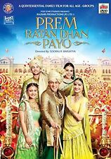 PREM RATAN DHAN PAYO (2015) SALMAN KHAN, SONAM KAPOOR - BOLLYWOOD HINDI DVD