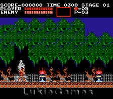 Castlevania - Original Classic NES Nintendo Great Game