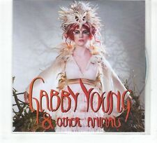 (GR241) Gabby Young & Other Animals, I've Improved / Fear of Flying - 2014 DJ CD