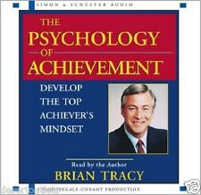 NEW! The Psychology of Achievement by Brian Tracy [Audiobook]