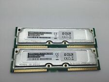 Dell Dimension 8200 8250 Memory 1GB (2x512MB) PC1066 32ns ECC RDRAM Samsung