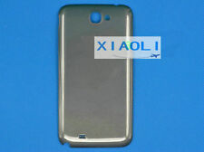 For Samsung Galaxy Note II 2 N7100 Titanium Gray New Battery Back Door Cover
