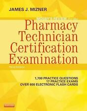 Mosbys Review for the Pharmacy Technician Certification Examination, 3e