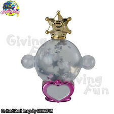 BANDAI Sailor Moon Prism Power Dome Water Globe Perfume Bottle - Pluto Lip Rod