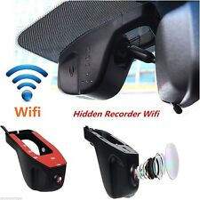 Wifi 1080P HD Spy Hidden Car Camera DVR Video Recorder Night Vision Dash Cam