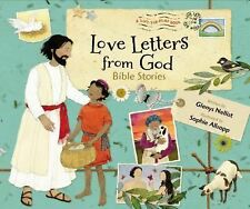 LOVE LETTERS FROM GOD Bible Stories BRAND NEW HARDCOVER BOOK EBAY Best Price!