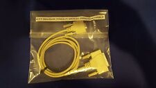 6ft Micros pinout Serial Printer cable, DB9 Male to DB9 Female, Thermal, TM-T88