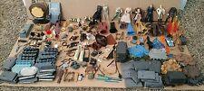 Star Wars: Action Figure Parts & Accessories Lot - (2002-05, Hasbro)