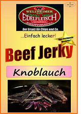 500 Gramm Biltong Trockenfleisch Knoblauch Würzung