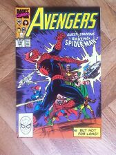 THE AVENGERS #317 VERY FINE/NEAR MINT (W3)
