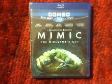 Mimic with Mira Sorvino : New / Unopened  Blu-ray + Dvd Combo set