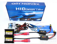 H1 H3 H7 HB3 HB4 H11B H7RC HID XENON CONVERSION KIT HEADLIGHT BULB 4300K 6000K