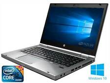 "HP EliteBook 8470p 14"" (500GB, i5 3rd Gen., 2.9GHz, 4GB) Laptop Win 10 Pro"