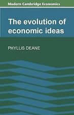 The Evolution of Economic Ideas (Modern Cambridge Economics Series)-ExLibrary