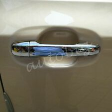 Chrome Door Handle Cover For Toyota Sienna 2011-2017 XL30 Molding Protector