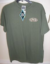 NEW MENS OLD GUYS RULE Green THE OLDER I GET... Graphic Tee Shirt  SIZE M
