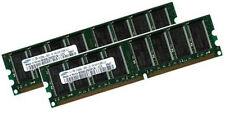 2x 1GB 2GB RAM Speicher für MEDION PC MD 8386 (Titanium) 400 Mhz 184 Pin DDR