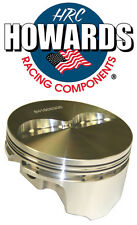 Howards Cams 840355305 SBC Chevy 350 Forged Pistons 4.030 Bore 3.480/3.50 Stroke