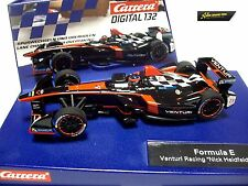 "Carrera Digital 132 Formula E Venturi Racing ""Nick Heidfeld, No. 23"" 30706"