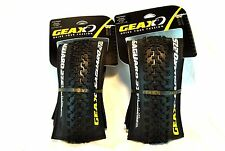 (2) GEAX SAGUARO XC 27.5 X 2.0 Folding Mountain Bike Tires 650b MTB